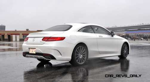 First Drive Review - 2015 Mercedes-Benz S550 Coupe 49