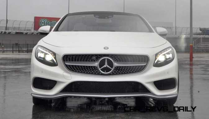 First Drive Review - 2015 Mercedes-Benz S550 Coupe 72