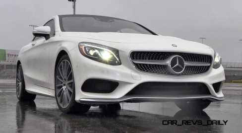 First Drive Review - 2015 Mercedes-Benz S550 Coupe 75