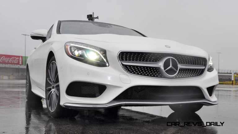 First Drive Review - 2015 Mercedes-Benz S550 Coupe 79