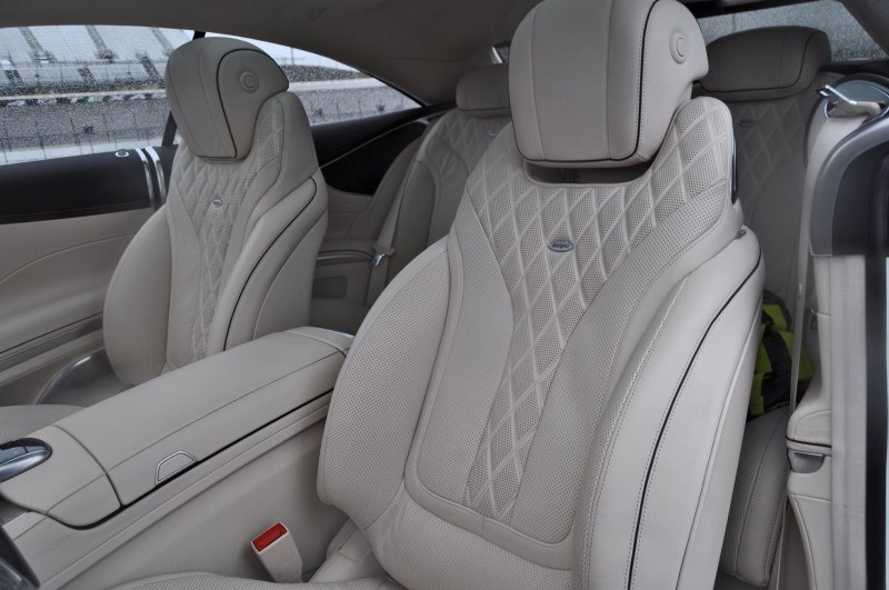 First Drive Review - 2015 Mercedes-Benz S550 Coupe 95