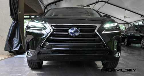 LEDetails - 2015 Lexus NX300h Triple LED Lights 12