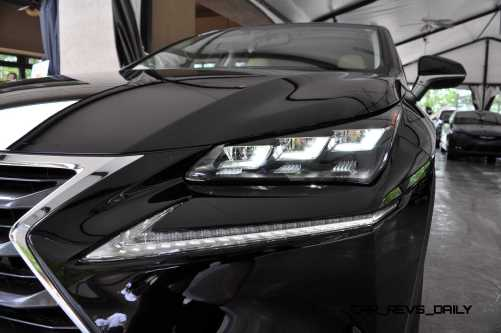 LEDetails - 2015 Lexus NX300h Triple LED Lights 14