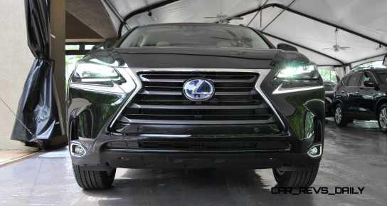 LEDetails - 2015 Lexus NX300h Triple LED Lights 34