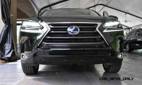 LEDetails - 2015 Lexus NX300h Triple LED Lights 35