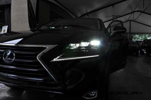 LEDetails - 2015 Lexus NX300h Triple LED Lights 47