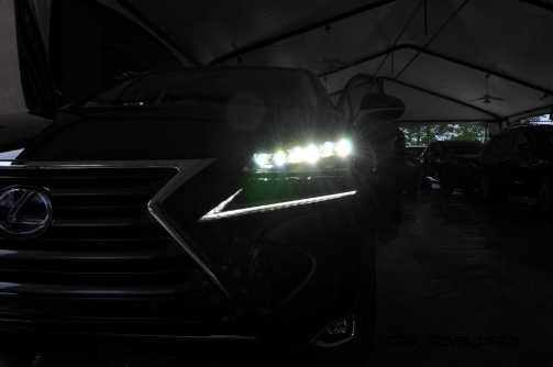 LEDetails - 2015 Lexus NX300h Triple LED Lights 54