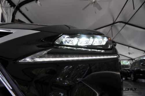 LEDetails - 2015 Lexus NX300h Triple LED Lights 59