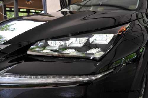 LEDetails - 2015 Lexus NX300h Triple LED Lights 65