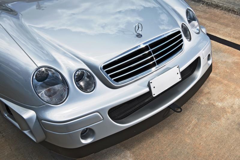 LeMans Homologation Specials - 1998 Mercedes-Benz CLK GTR SuperSport  10
