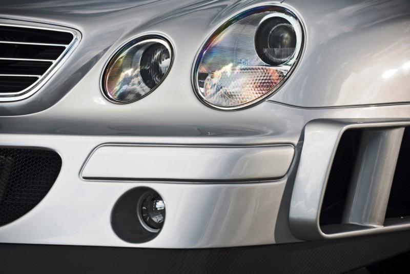 LeMans Homologation Specials - 1998 Mercedes-Benz CLK GTR SuperSport  18