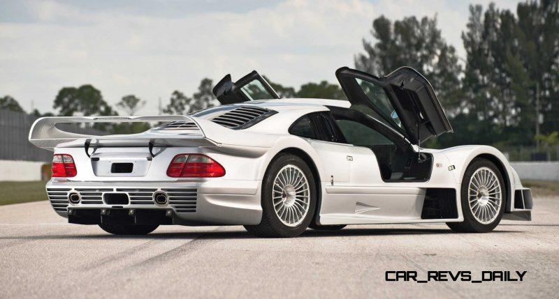 LeMans Homologation Specials - 1998 Mercedes-Benz CLK GTR SuperSport  2