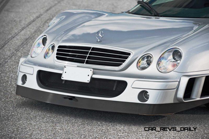 LeMans Homologation Specials - 1998 Mercedes-Benz CLK GTR SuperSport  20