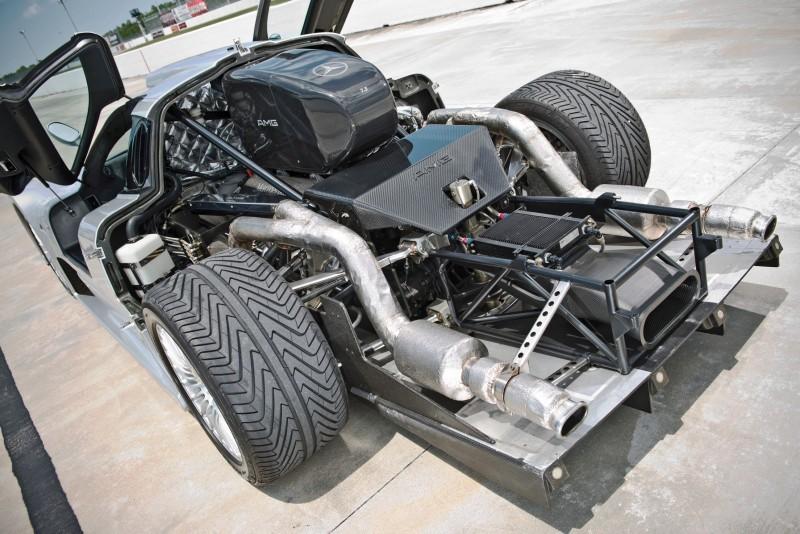 LeMans Homologation Specials - 1998 Mercedes-Benz CLK GTR SuperSport  24