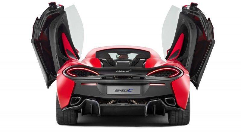 McLaren_540C_rear_door_up