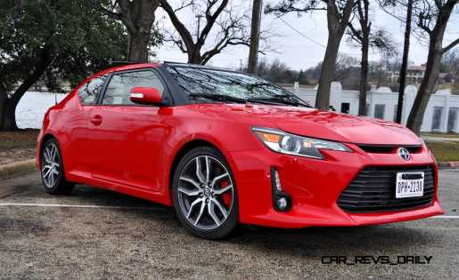 Road Test Review - 2015 Scion tC 6-Speed With TRD Performance Parts 95