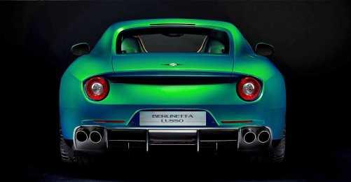 Superleggera Berlinetta Lusso Colors 35