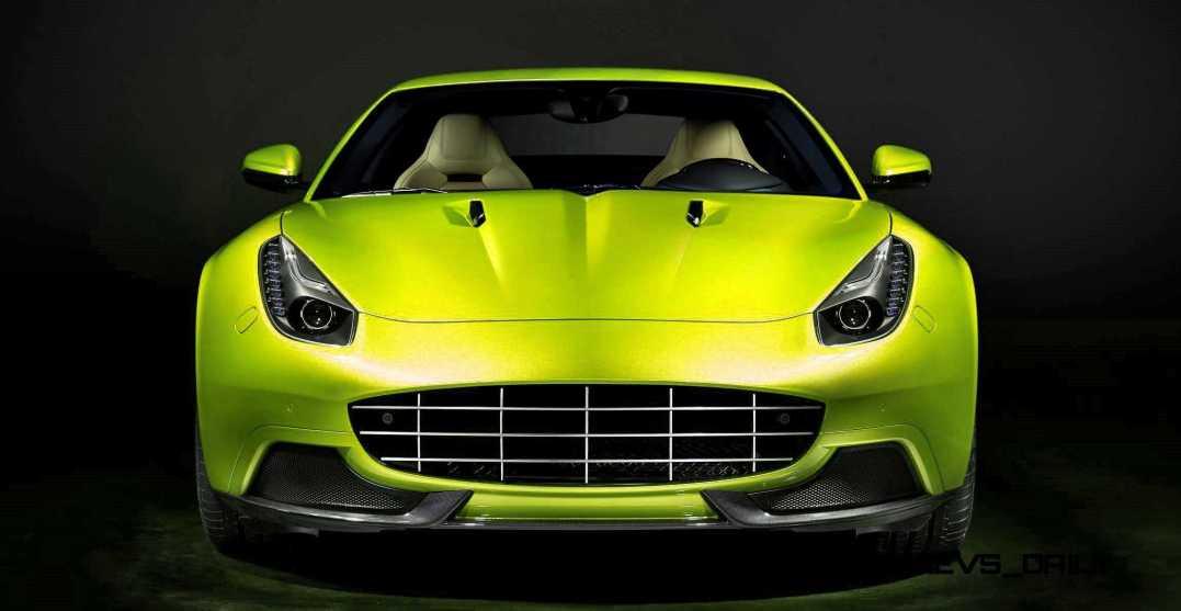 Superleggera Berlinetta Lusso Colors 61