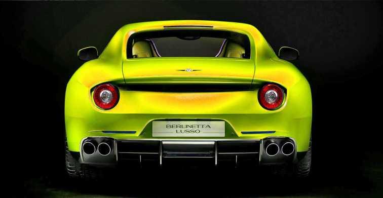 Superleggera Berlinetta Lusso Colors 65