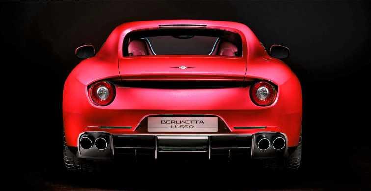 Superleggera Berlinetta Lusso Colors 90