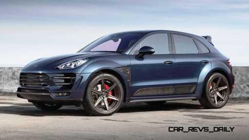TOPCAR Porsche Macan 5