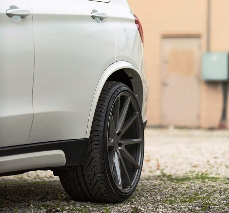 VOSSEN VFS1 Wheels on 2015 BMW X5 sDrive35i M Sport 14