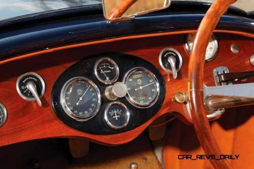 1929 Bugatti Type 44 Grand Sport 16