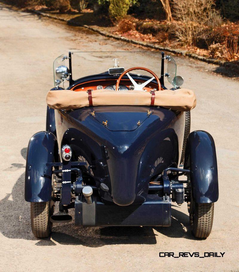 1929 Bugatti Type 44 Grand Sport 23