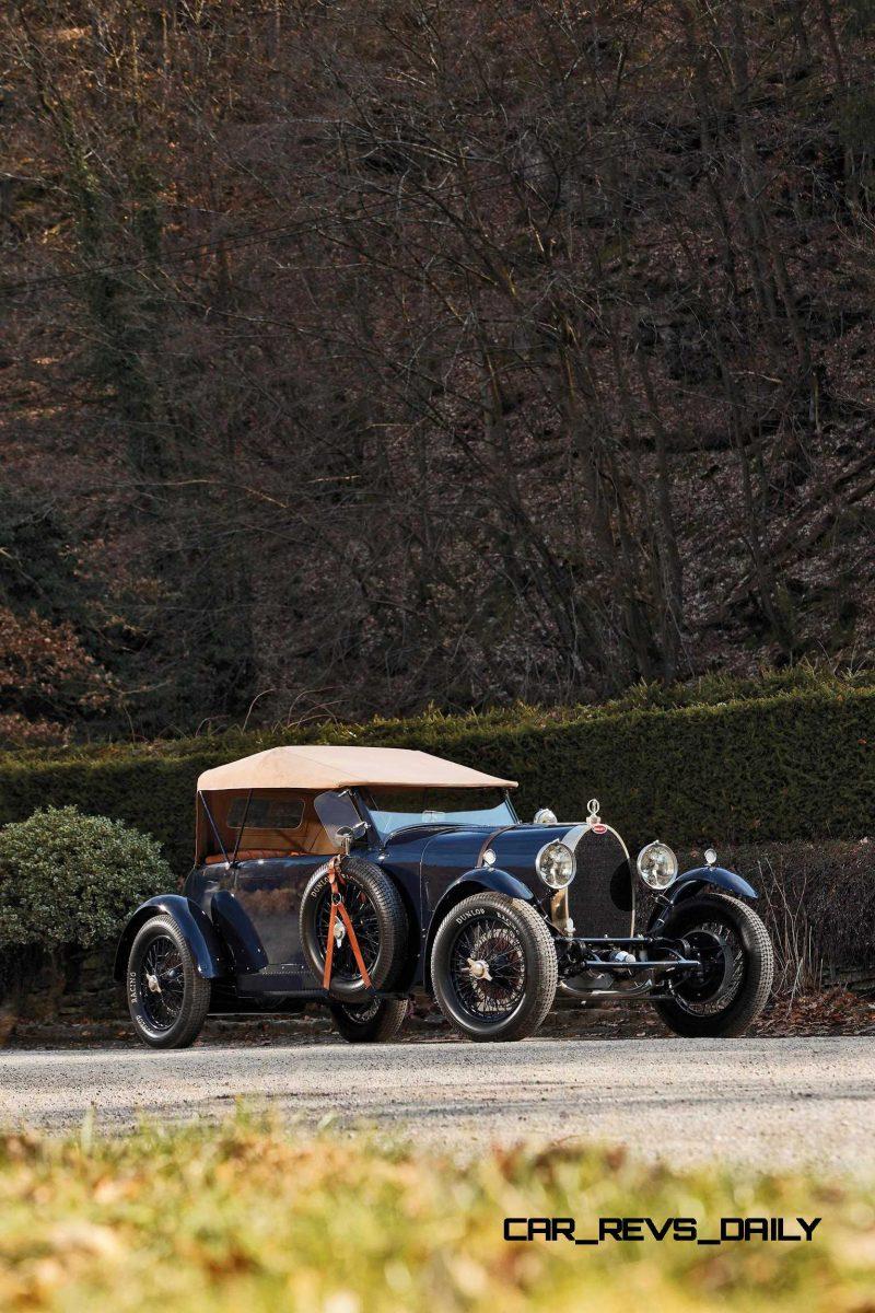 1929 Bugatti Type 44 Grand Sport 27