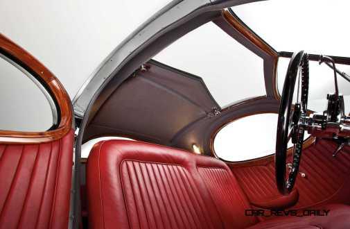 1938 Talbot-Lago T150-C SuperSport Teardrop Coupe 11