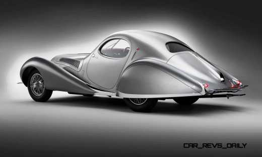 1938 Talbot-Lago T150-C SuperSport Teardrop Coupe 19