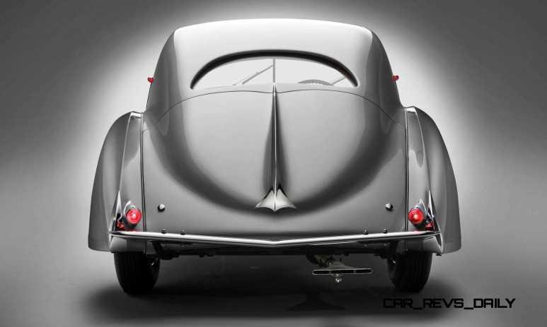 1938 Talbot-Lago T150-C SuperSport Teardrop Coupe 7