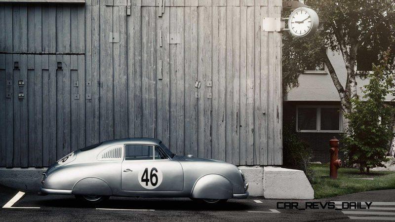 1951 Porsche LeMans 356 SL 1100