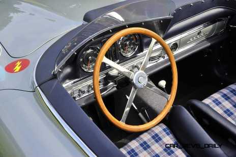 1957 Mercedes-Benz 300SLS Racing Speedster 14