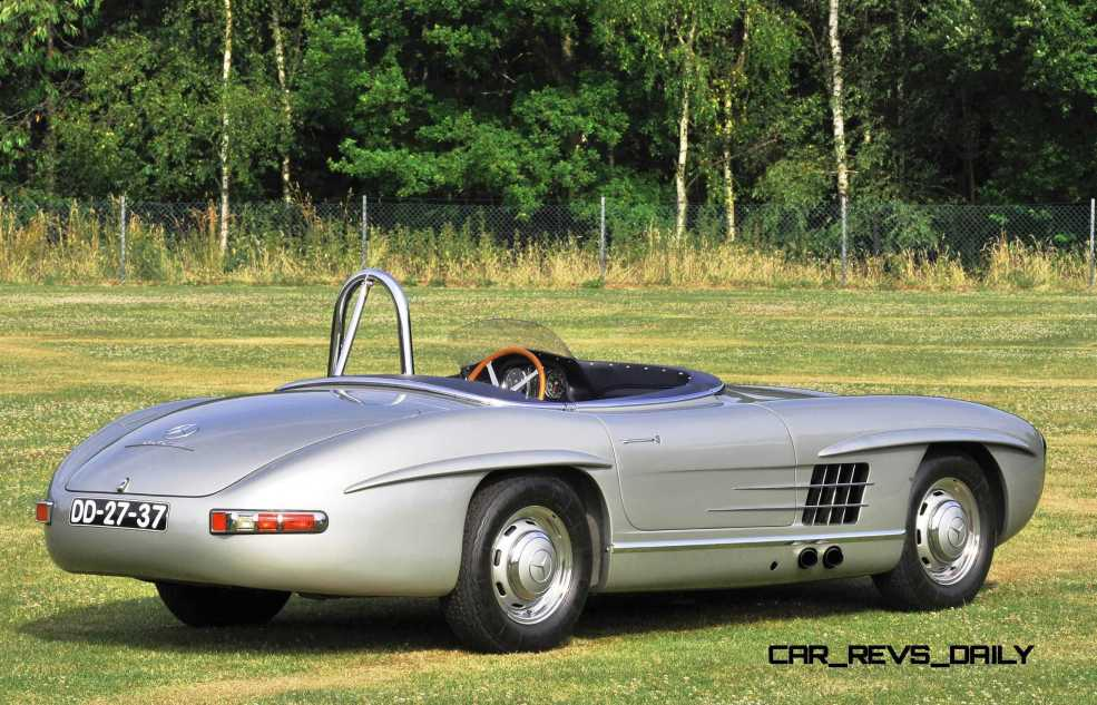 1957 Mercedes-Benz 300SLS Racing Speedster 2