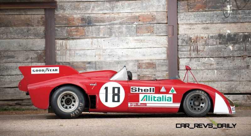 1972 Alfa Romeo Tipo 33TT3 9