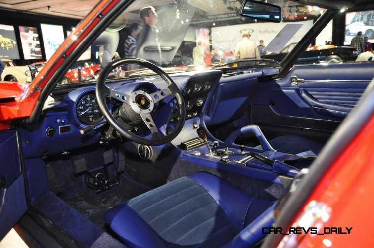 1972 Lamborghini Miura SV 33