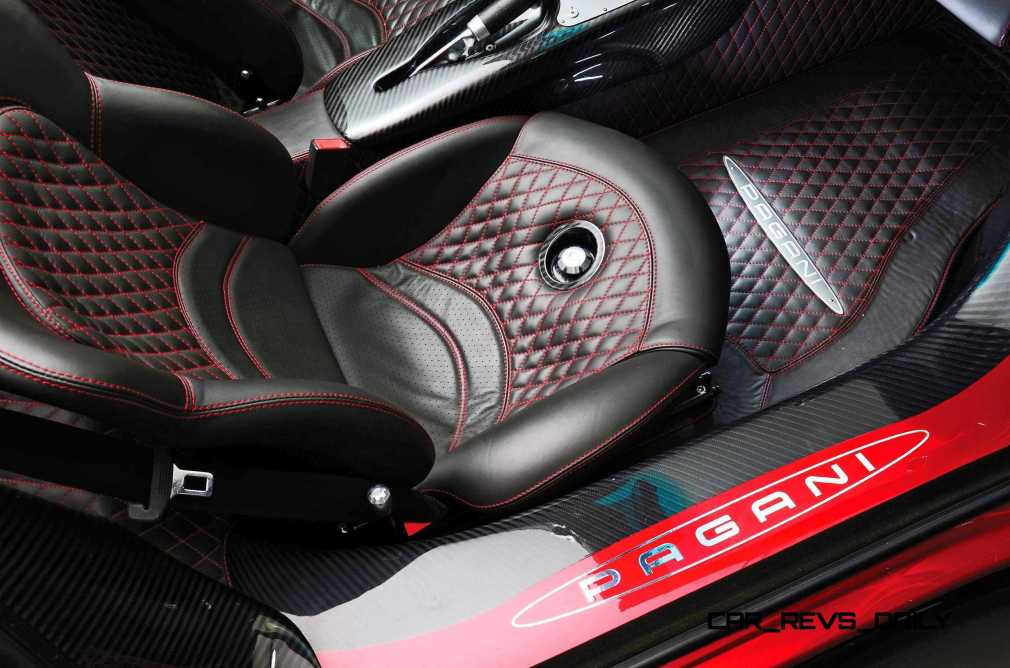 2005 Pagani Zonda S Roadster 23