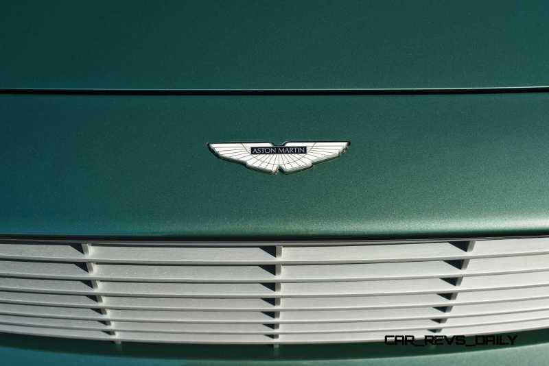 2013 Aston Martin ZAGATO DB9 Centennial Spyder 12