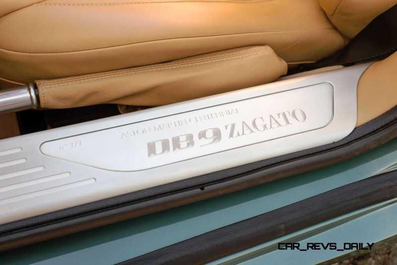2013 Aston Martin ZAGATO DB9 Centennial Spyder 21