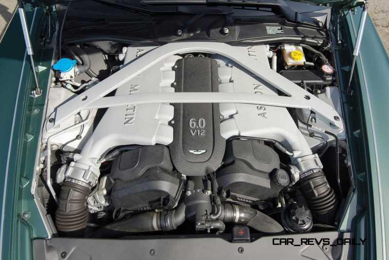 2013 Aston Martin ZAGATO DB9 Centennial Spyder 3