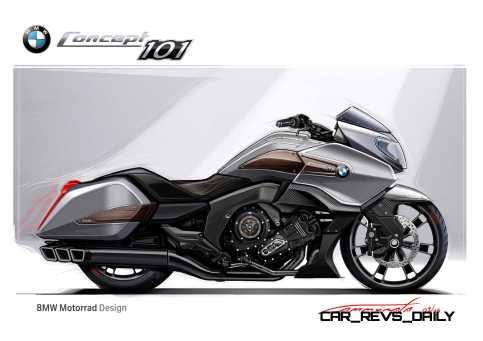 2015 BMW Motorrad Concept 101 30