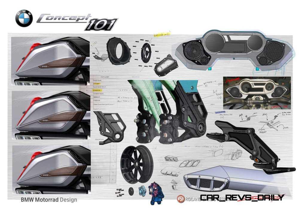 2015 BMW Motorrad Concept 101 33