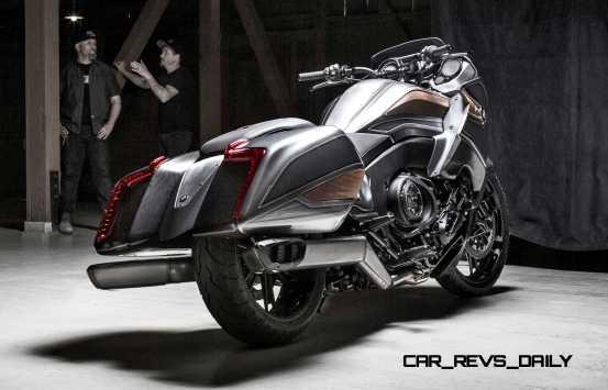 2015 BMW Motorrad Concept 101 7