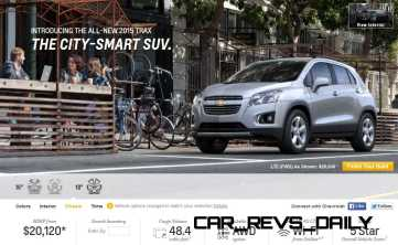 2015 Chevrolet Trax Colors and Wheels 1