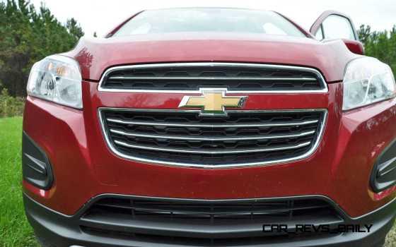 2015 Chevrolet Trax LT 107