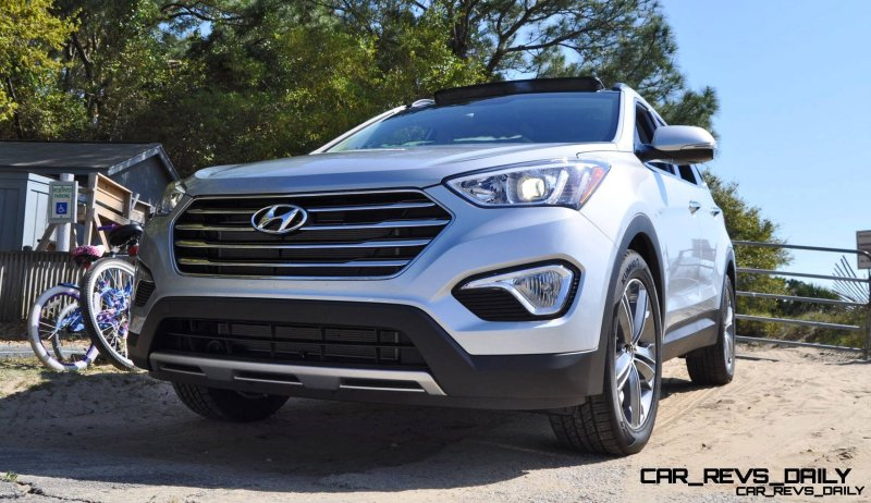 2015 Hyundai Santa Fe LWB Ultimate 7