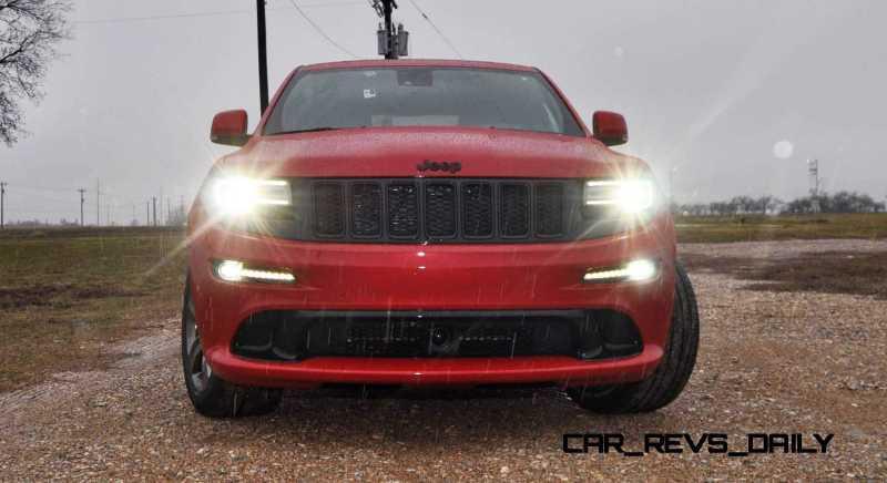 2015 Jeep Grand Cherokee SRT  14