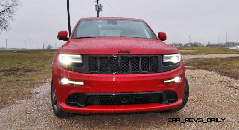 2015 Jeep Grand Cherokee SRT  55