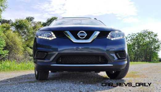 2015 Nissan Rogue SV 23